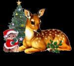 kerstdieren345