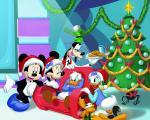 kerst/Disney25522